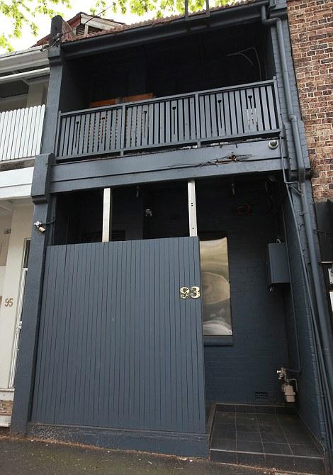 Sydney Club Our Secret Spot Swinger Verlo