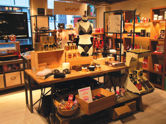 Sampson Condom Store Hong Kong Sex Shops