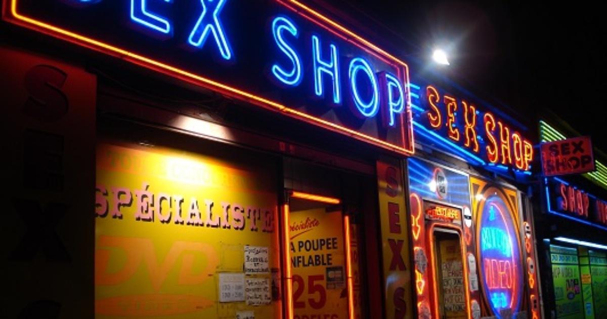 Belgium In Antwerp Sex Shops Who