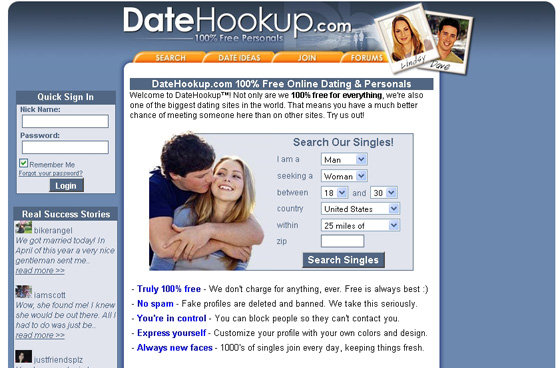 Top 10 Free Canadian Dating Sites