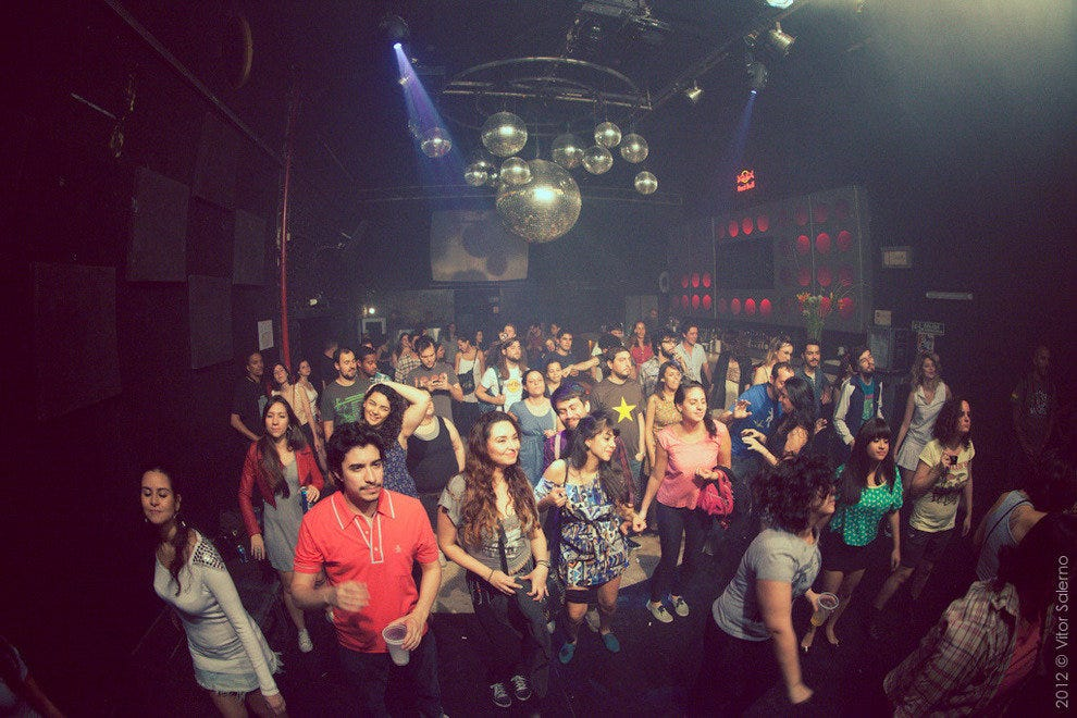 Club In In Buenos Girls Aires Night Urban