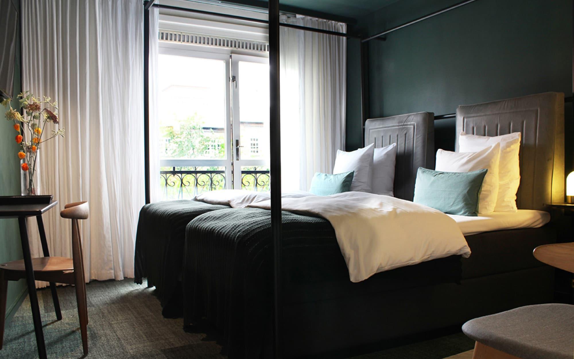 Copenhagen In Denmark Hotels Love Opening
