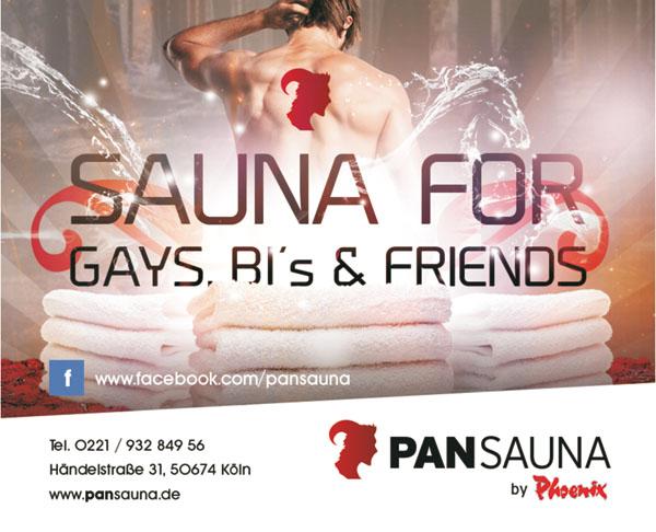 Pan Sauna Cologne Gay