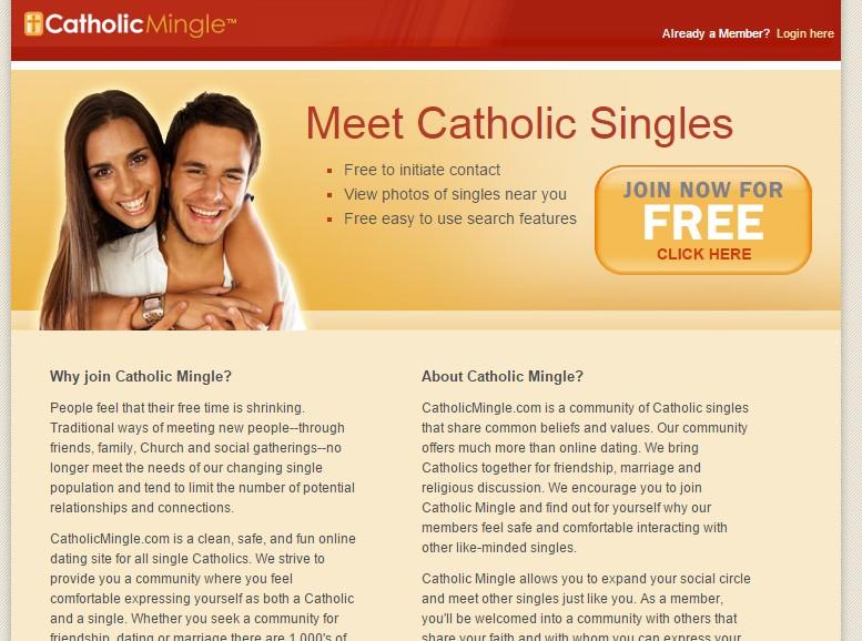 Catholic Photos Dating