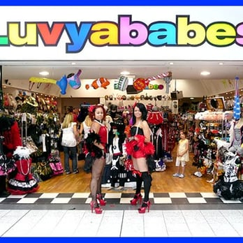 Luvyababes Fancy Dress Manchester Sex Shops