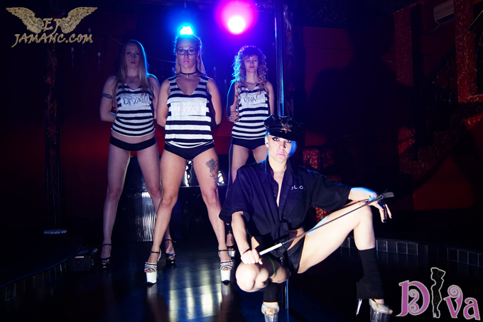 Atwell Club Yerevan Cabaret Charlotte Strip Colleg