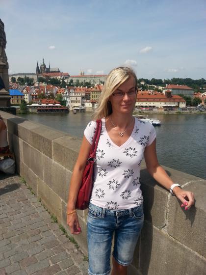 Brno Woman Seeking Man