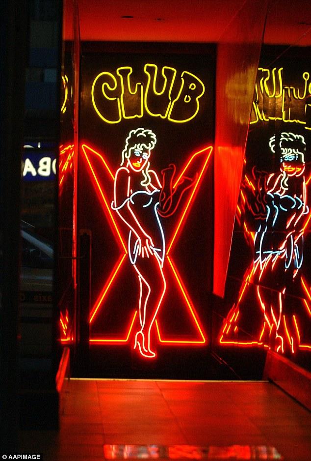 Sydney Strip Club Pure Platinum