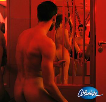Sauna Club Atlantide Paris Swinger