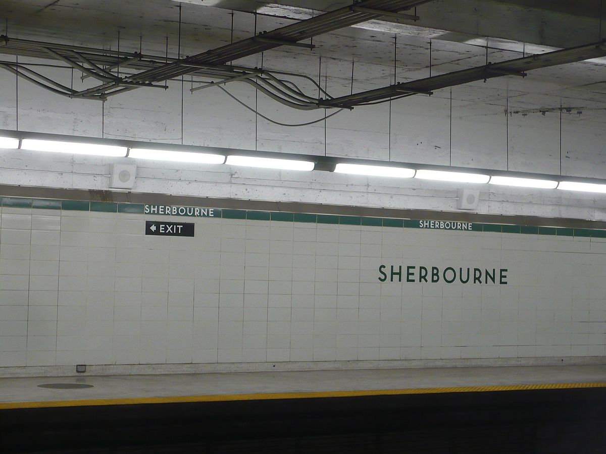 N Dating Sherbourne Bloor Downtown Windmill