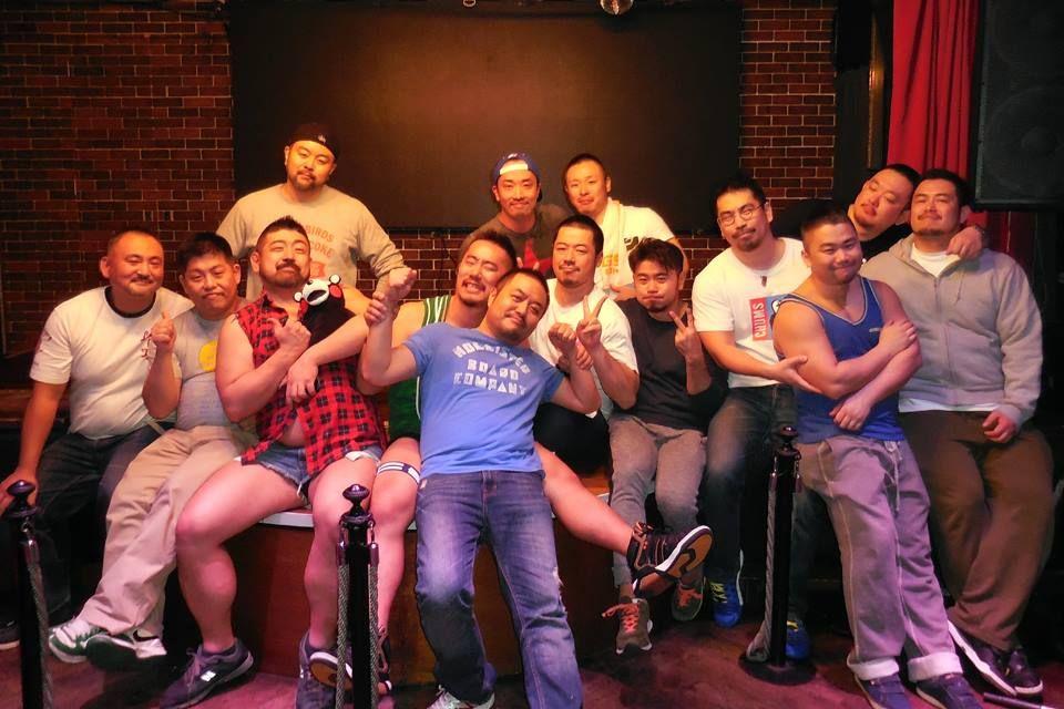 Gay Aisotrope Lounge Tokyo Phenomenal