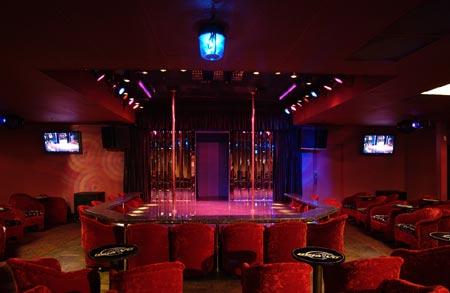 Velvet Underground Sydney Strip Club
