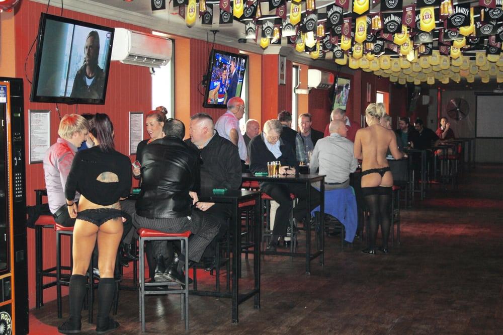 Showgirls Brisbane Strip Club