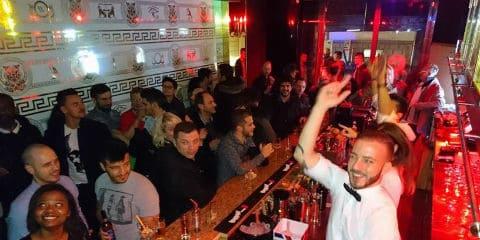 Lounge Zanzen Gay Bar Luxembourg Enjoy