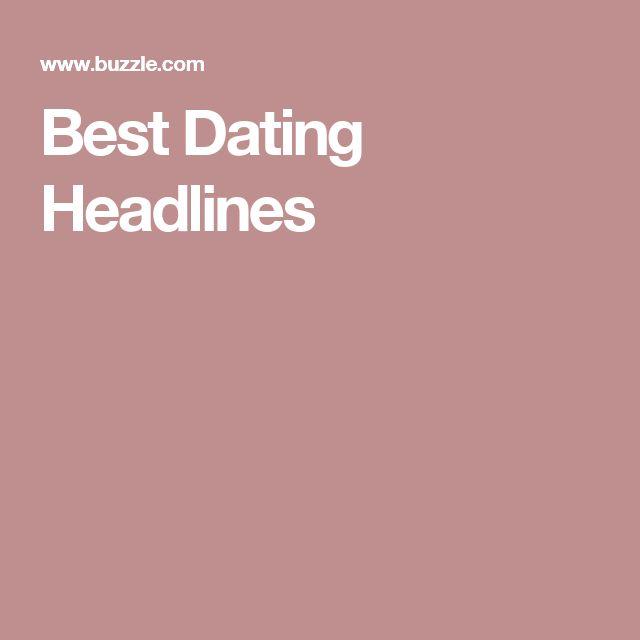 Headlines Websites Best Dating Villi