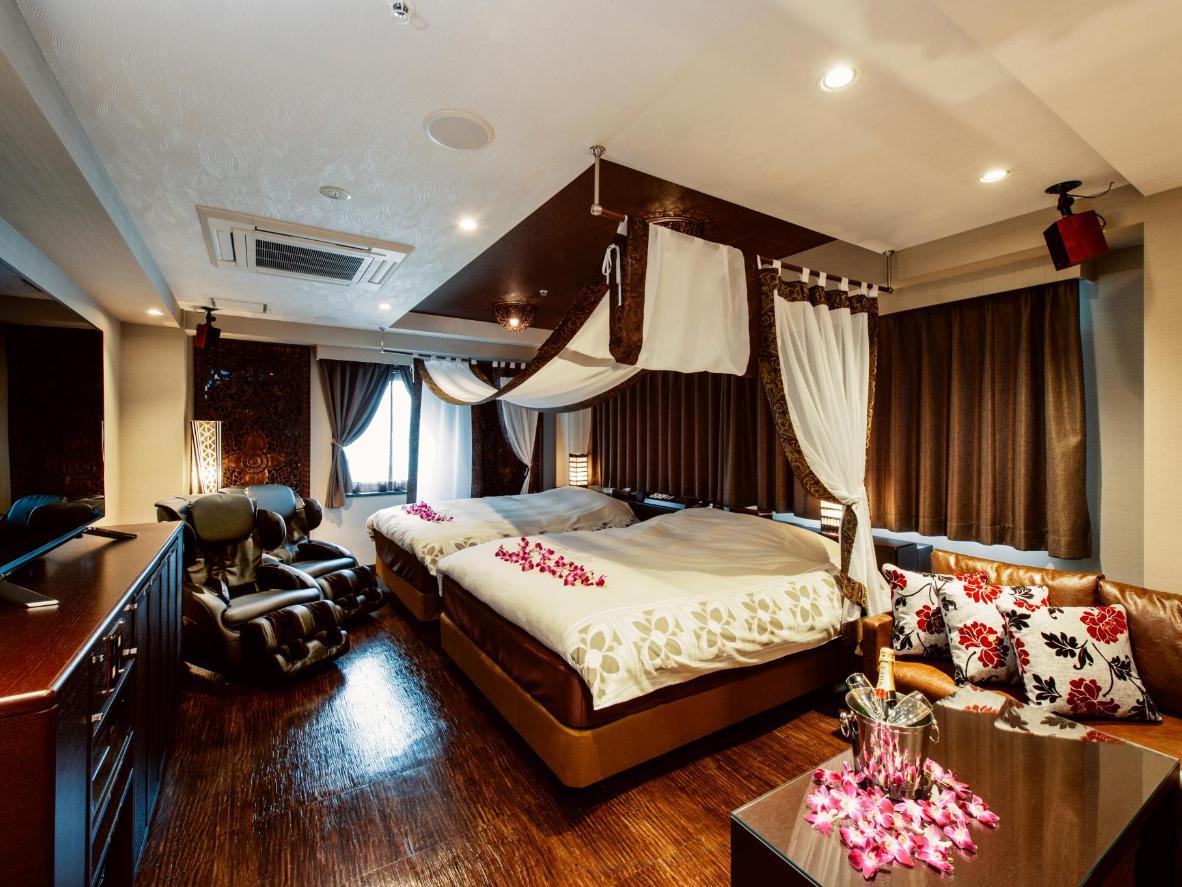Love An Hotel Bali Hotels Tokyo Resort Midlland