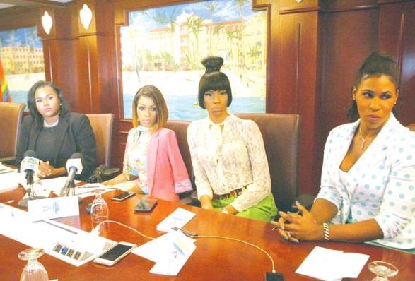 Meet Transgender Bahamas Antigo