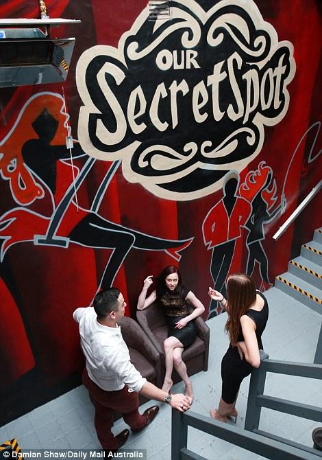 Sydney Club Swinger Spot Secret Our Roja
