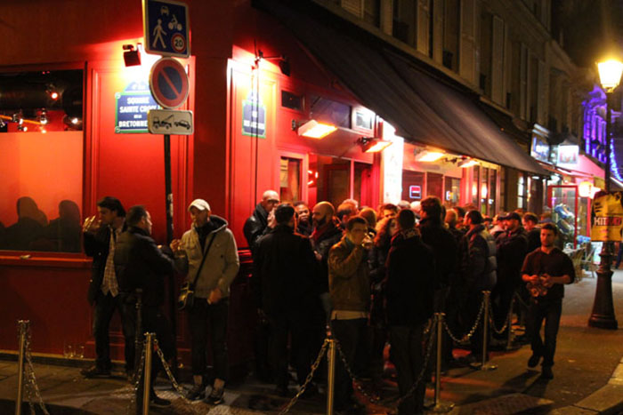 Gay Club In Paris France