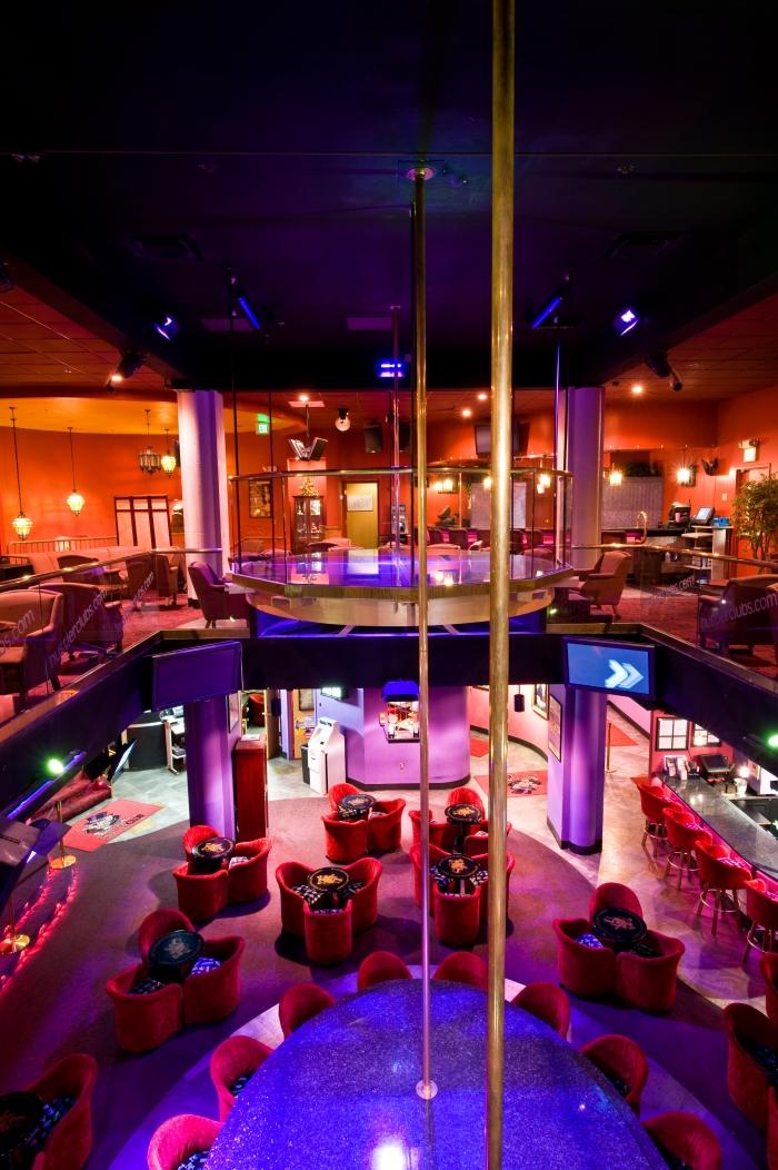 Club Maryland Strip Hottest