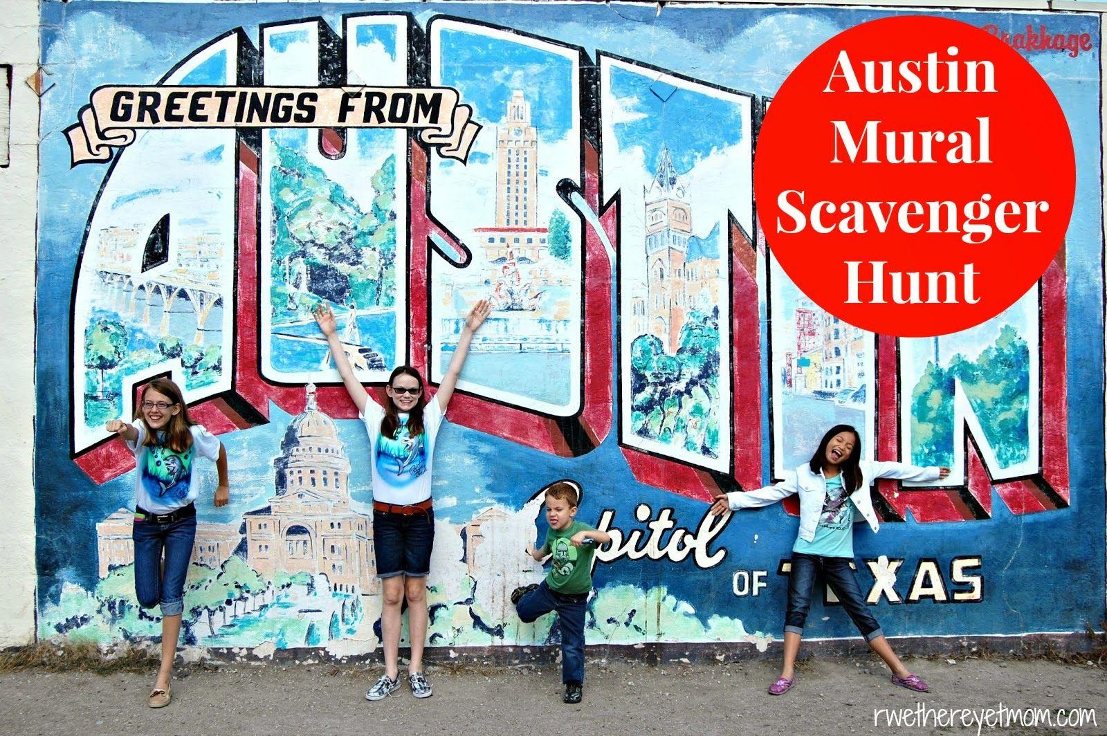 Fun Austin Texas Guilt