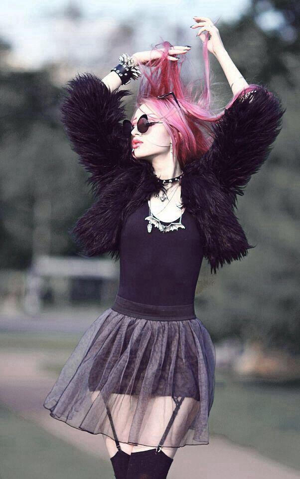 Hipster Punk Goth Dream Date