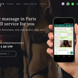 Oliviainb Paris Parlors Sensations Sweet Massage