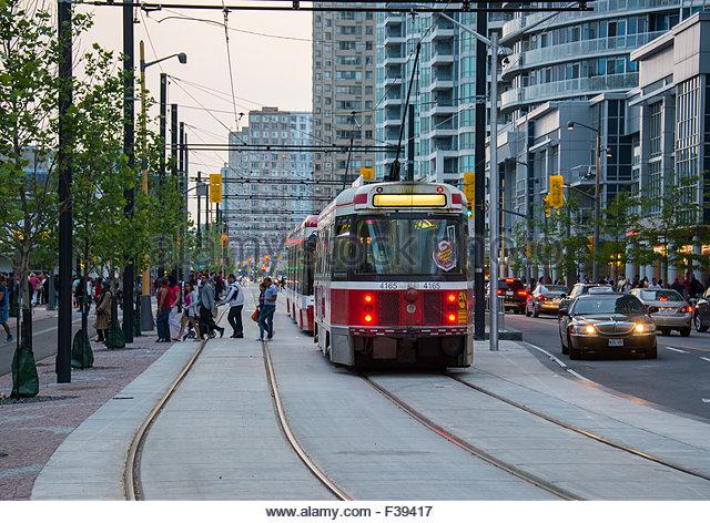 District Front Downtown Toronto Trans Escort Ent St
