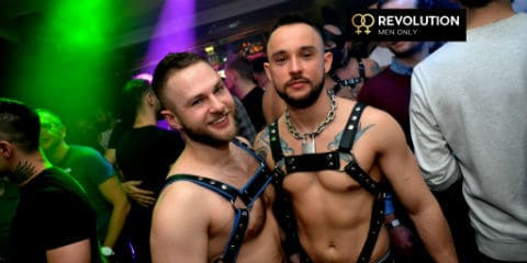 Gay Warsaw Wild Club Real