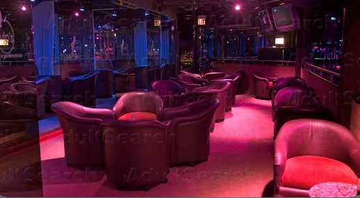 Vips Gentlemens Club Chicago Strip