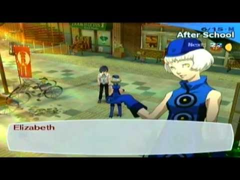 Dating Persona 3
