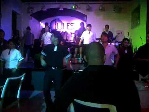 Poseidon Gay Jules Bar Dubai