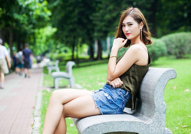 Guangzhou Woman Seeking Man