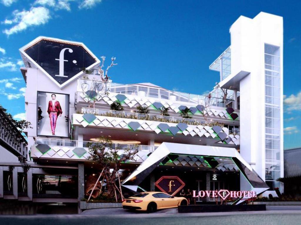 An Hotels Love Bali Resort Tokyo Hotel