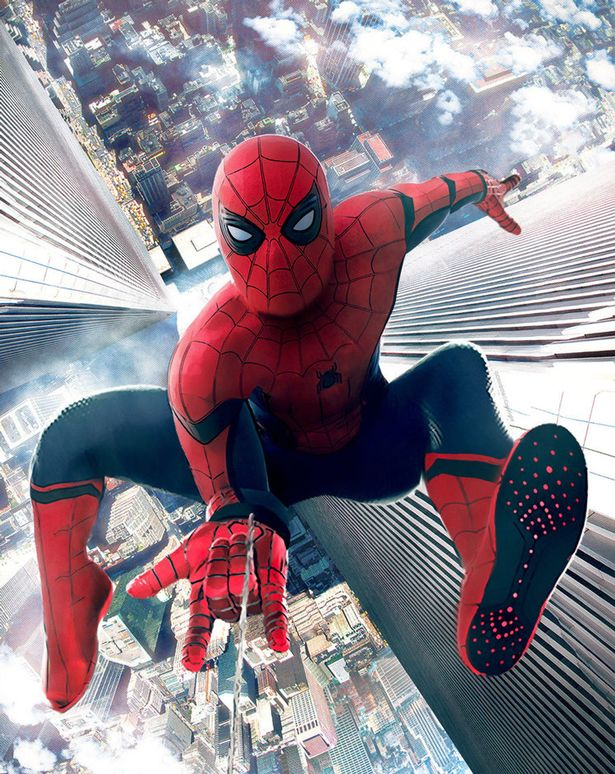 York Spider-man Girl New Reme Excited The For Movie Pleasing