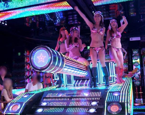In Japan Club Strip Otaru