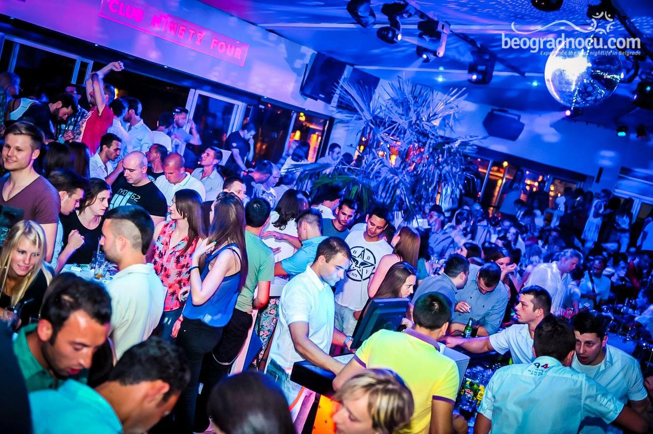 Kinky Bar Belgrade Night Club