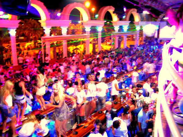 In Antalya Turkey Gay Club