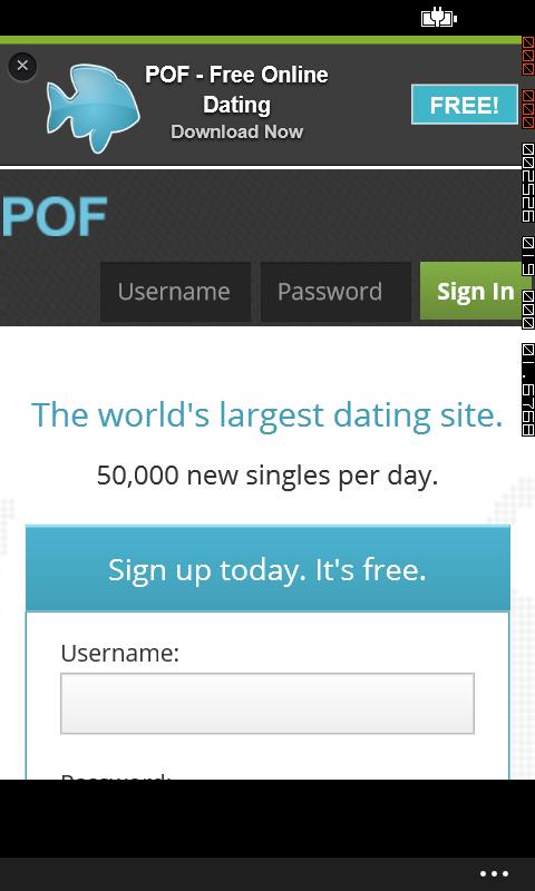 Of Dating Plenty App Fish Rialto