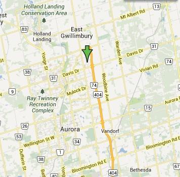 Markham Canadian 400 Highway 407 Escort 7 Leslie Toronto Regula