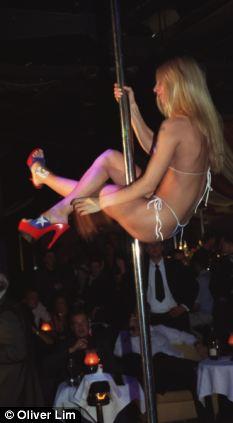 Amsterdam Strip Club Blue Bell