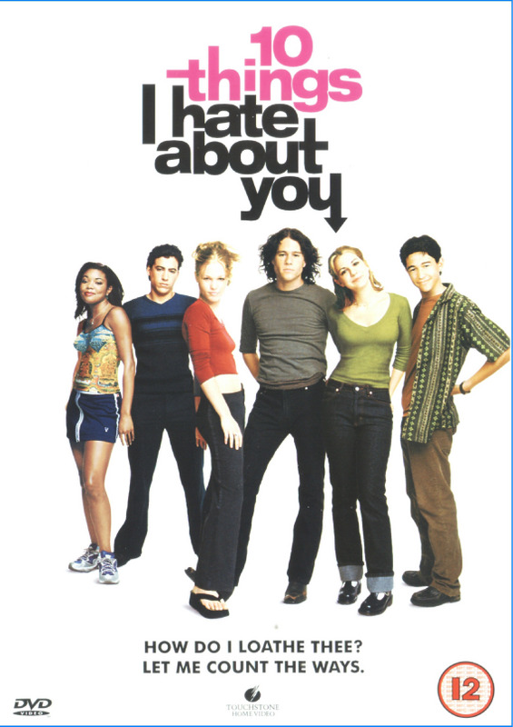 5 Things I Hate About You