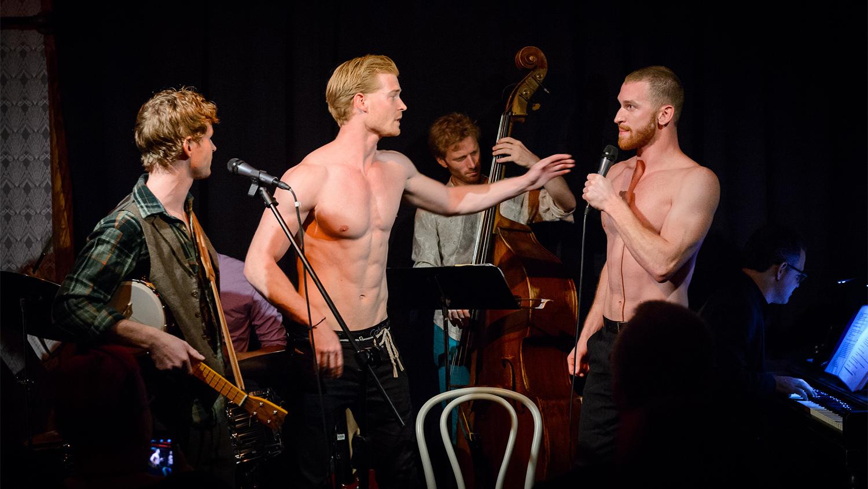 Garland In Gay Club