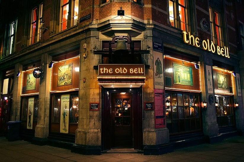 Bell Club Blue Amsterdam Strip Down